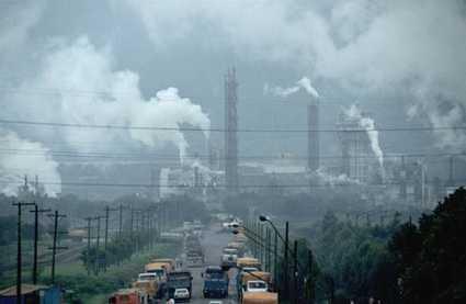 Resultado de imagen de contaminación ambiental