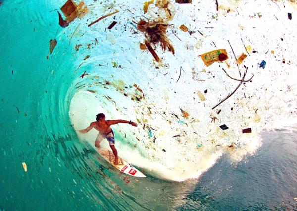 surfeador contaminado