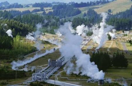 contaminación termica