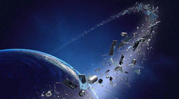 contaminacion espacial