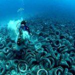 Contaminación fondo del océano