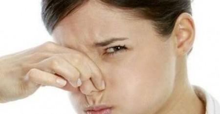 contaminación odorífica olor