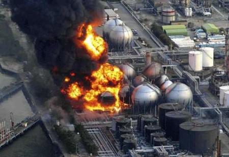 Resultado de imagen de contaminación radiactiva