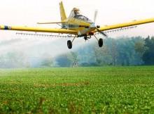 fumigación contaminación agricultura