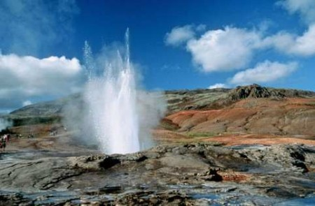 Fuentes de energías Geotérmicas