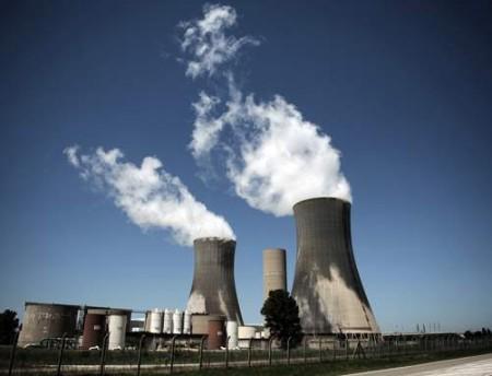 Planta energética nuclear