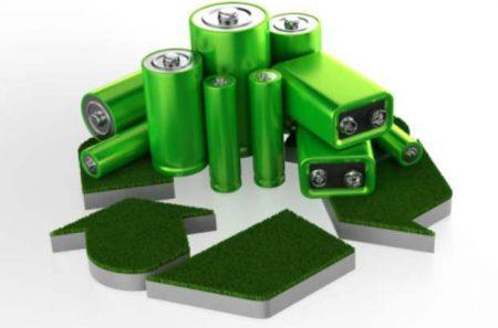 reciclaje de baterías