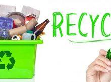 reciclaje y cuidado del medio ambiente