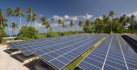 archipiélago tokelau solo energia solar